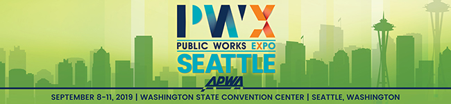 Streetlogix will be an Exhibitor at the APWA Public Works Expo in Seattle